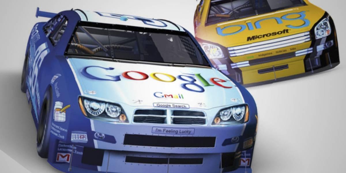Estudio revela que Google es más seguro que Bing