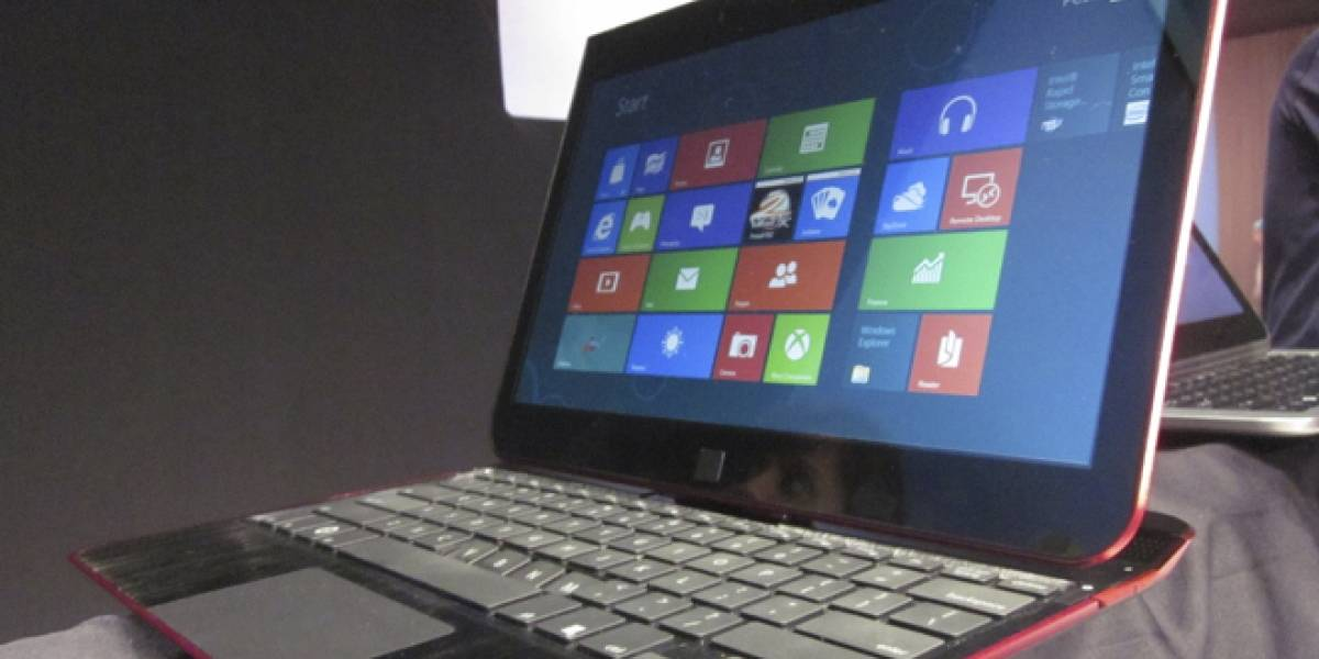 Faltaba una de Tim Cook: No le gustan los híbridos de tablet y notebook con Windows 8
