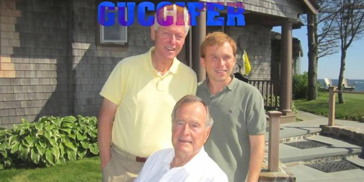 Hackean cuentas de correo de ex presidentes de Estados Unidos, Bush padre e hijo