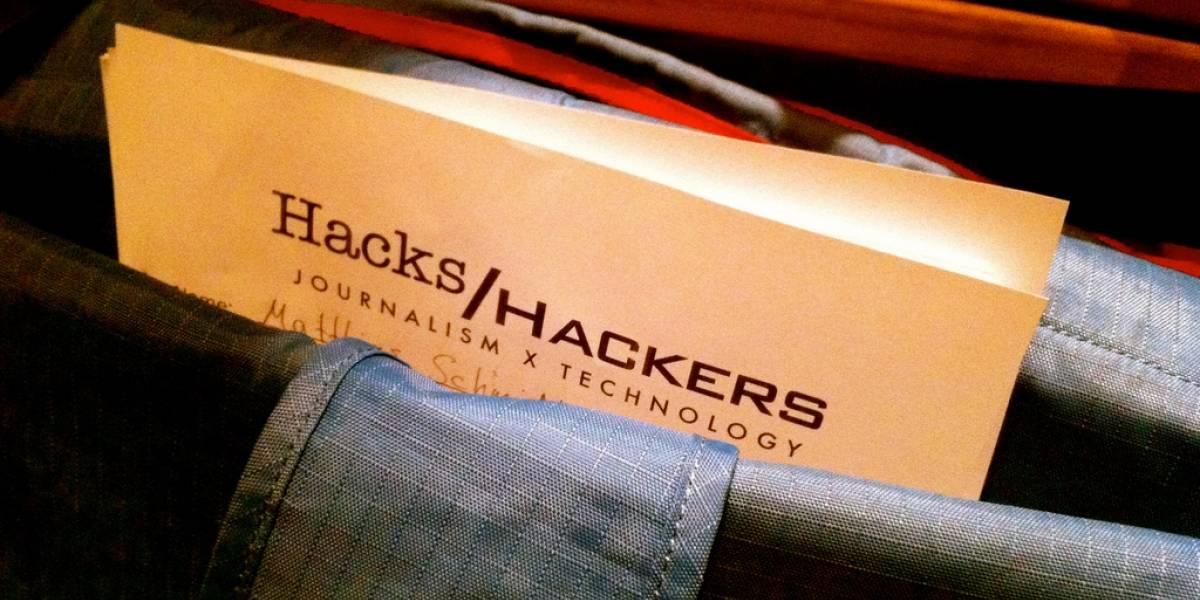 Hacks Hackers Buenos Aires tendrá más de 30 invitados internacionales