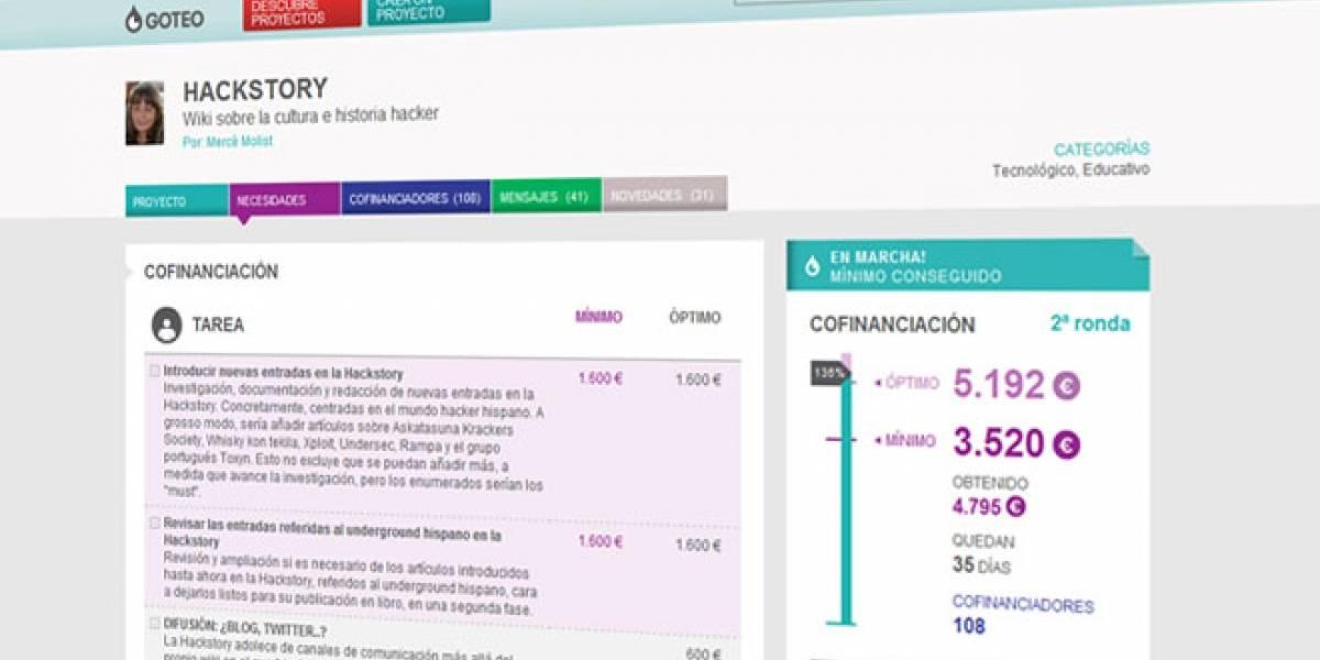 #Hackstory, el primer libro sobre los hackers hispanoamericanos, busca financiación
