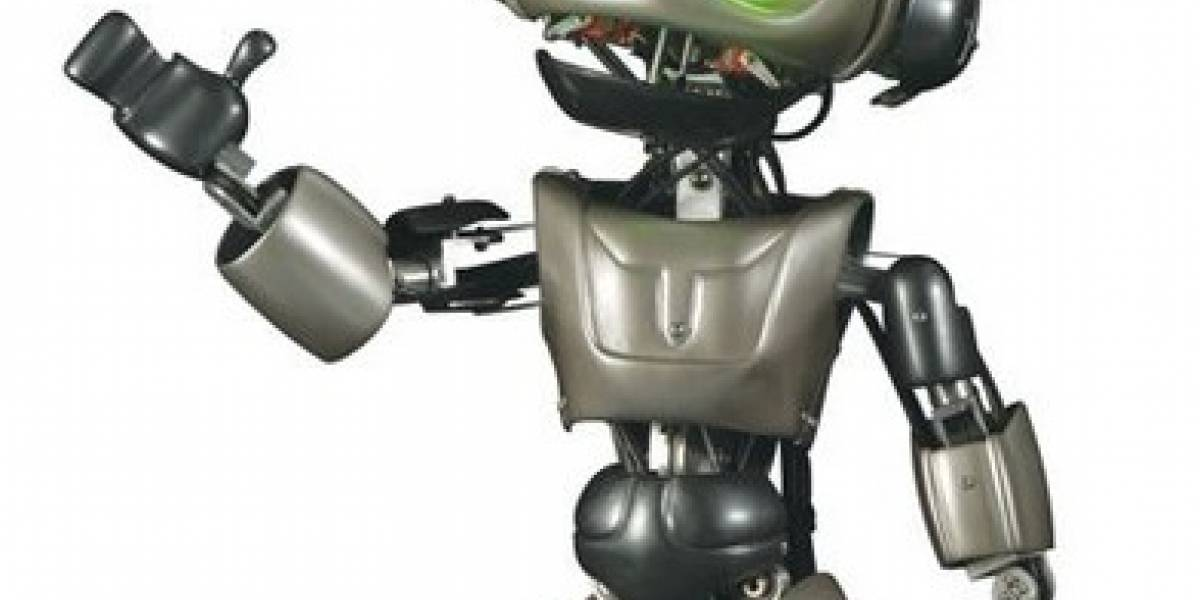 Emotive Robotic Avatar, el robot que se controla con un tablet