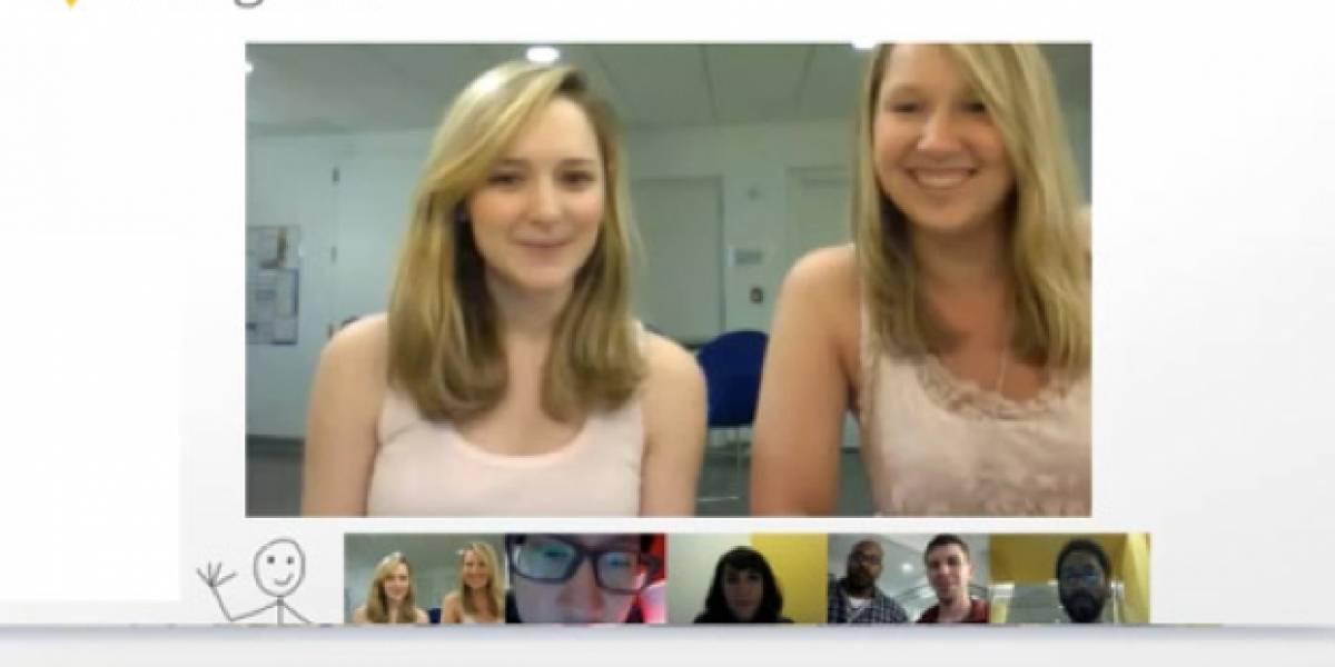 Google+ permite ver videos de YouTube en vivo en Hangouts