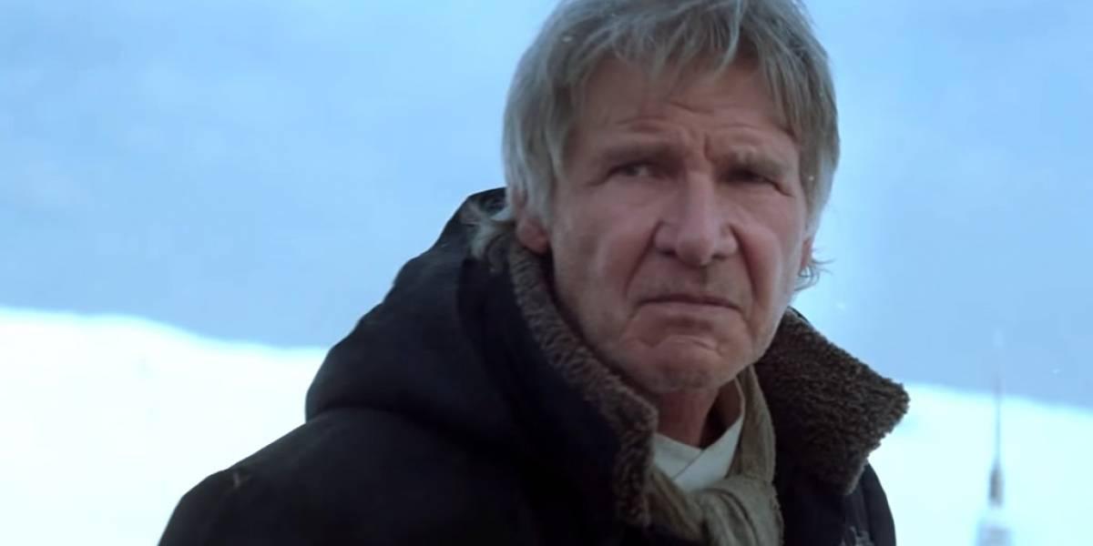 Este es el comercial de TV de Star Wars: El Despertar de la Fuerza
