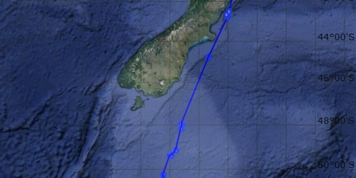 El pingüino desorientado ya va de vuelta a casa y puedes seguirlo con Google Maps