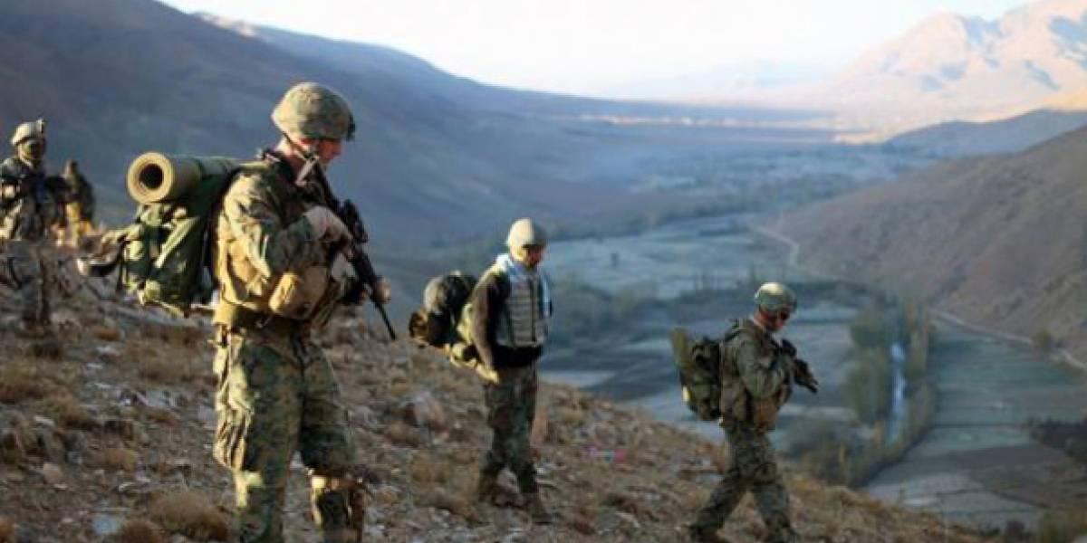 Crean cinturón háptico que dirá a los soldados dónde tienen que ir
