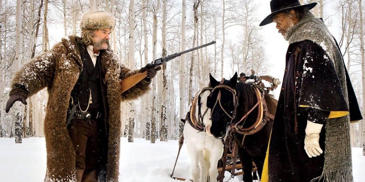 """Nueva película de Tarantino se filtra en la red gracias a """"copia oficial"""""""