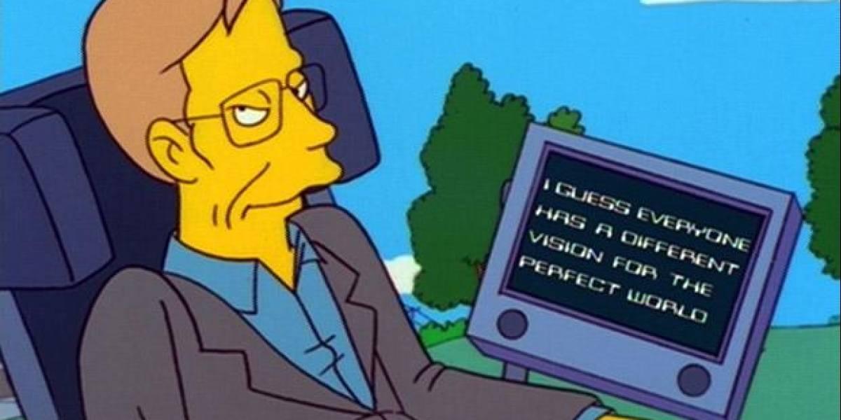 Según Stephen Hawking, Dios no creó el Universo