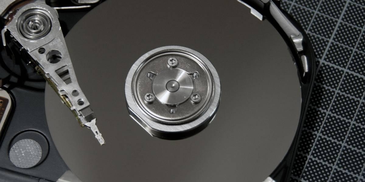 Western Digital lanza un disco duro lleno de helio