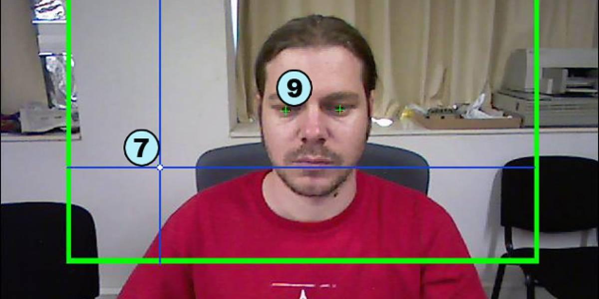 Headmouse: El ratón virtual para discapacitados superó las 300 mil descargas