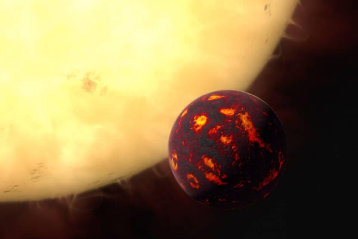 Astrónomos han detectado la atmósfera de una Súper Tierra