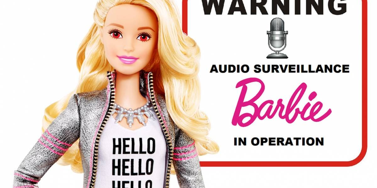 Piden prohibir a Hello Barbie, la muñeca conectada a Internet, por temor a vigilancia