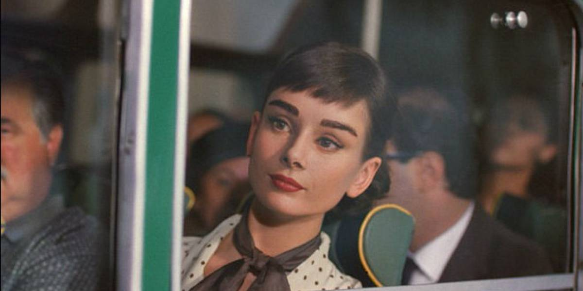 Increíble recreación digital de Audrey Hepburn en comercial de chocolate