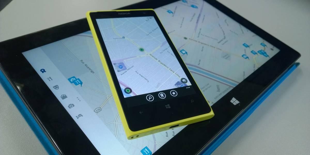 Automotoras alemanas quieren comprar la división de mapas de Nokia