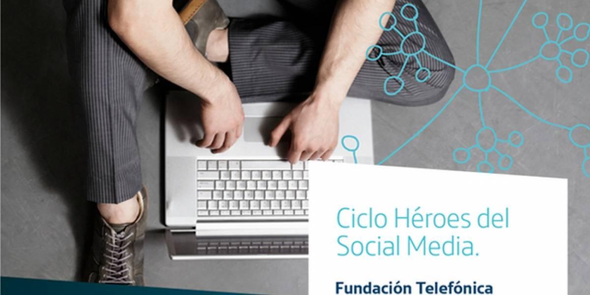 'Los Héroes del Social Media' llegan mañana a Madrid