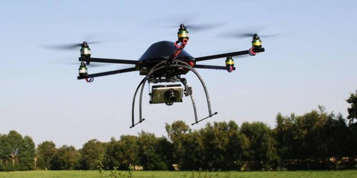 Metrocóptero: El drone volador que desarrolla la Ciudad de Buenos Aires para emergencias