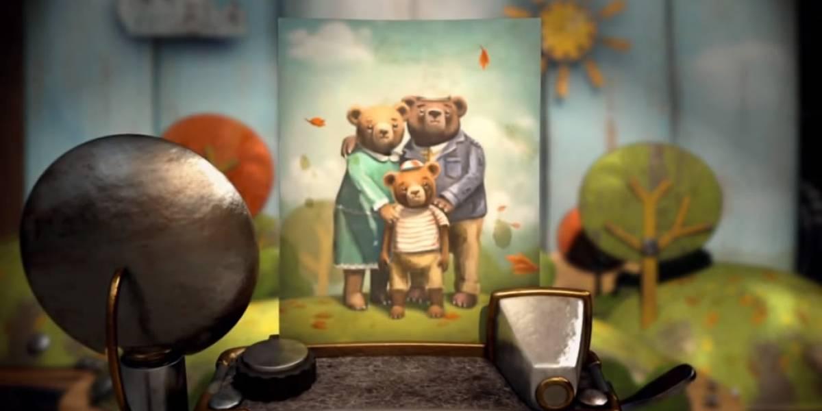 "Nominan a un Oscar al corto chileno ""Historia de un oso"""