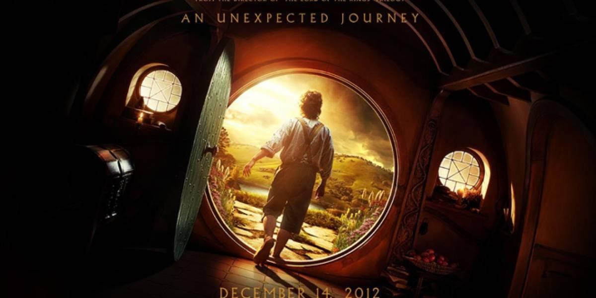 """Exhibir """"The Hobbit"""" a 48 fps será más caro para los cines"""