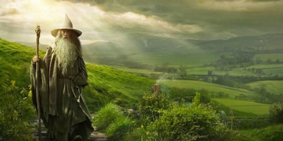 Peter Jackson explica por que The Hobbit en la Comic-Con se mostró a los 24fps tradicionales