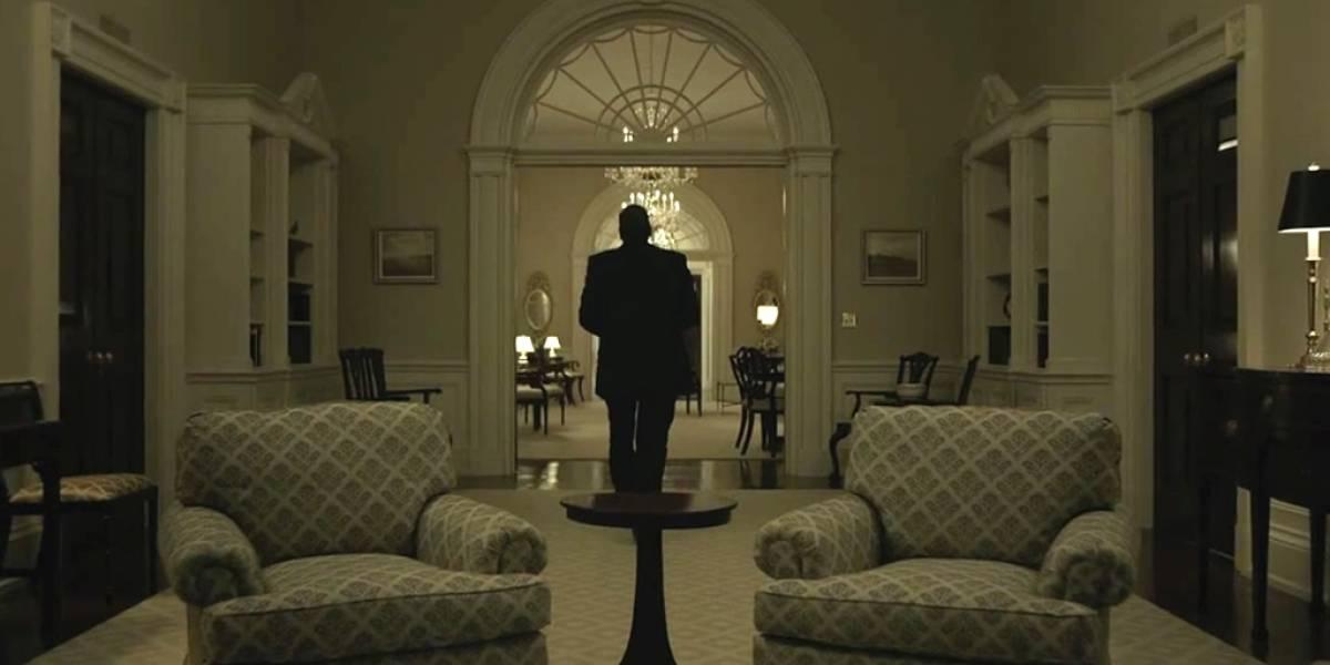 Conoce Rastros, un cuarteto de preludios para la tercera temporada de House of Cards