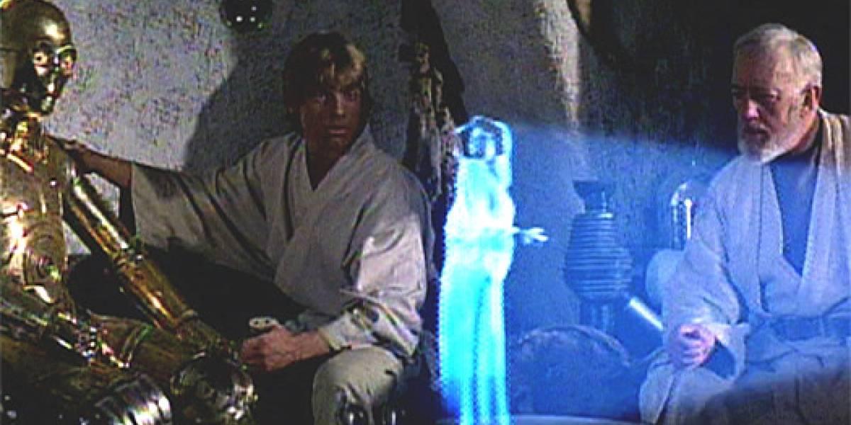 Inventan dispositivo que puede crear hologramas 3D casi en tiempo real