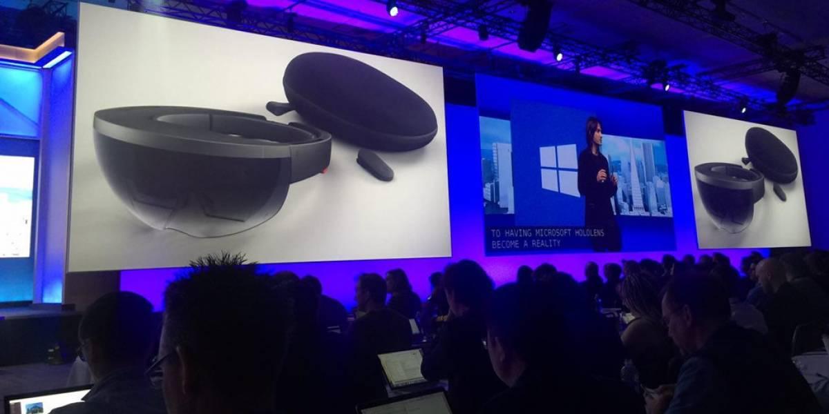 Comenzó el envío de gafas HoloLens para desarrolladores
