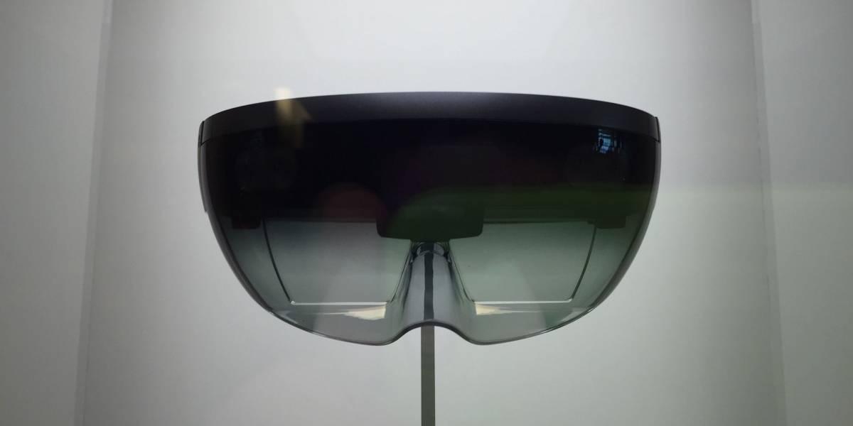 Microsoft HoloLens a primera vista #Build2015