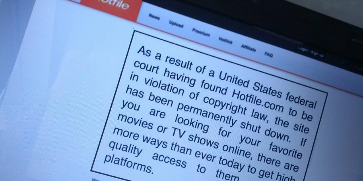 Hotfile acuerda cerrar y pagar USD$80 millones tras demanda de la MPAA