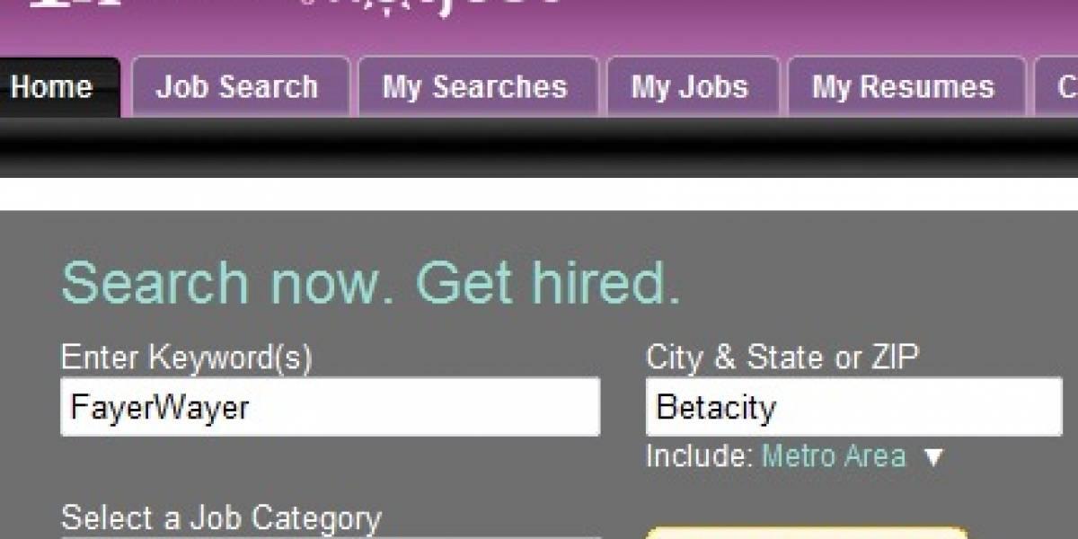Más cambios en Yahoo! y posible venta de HotJobs