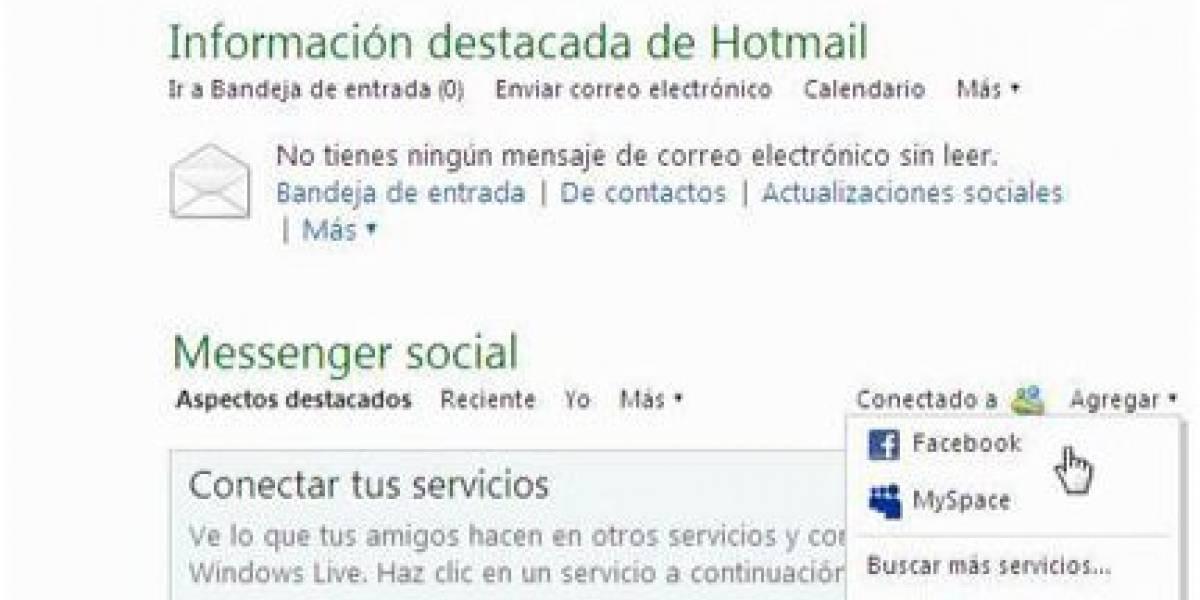 Mira lo que puedes hacer: Nuevas funciones para hacer más con Hotmail