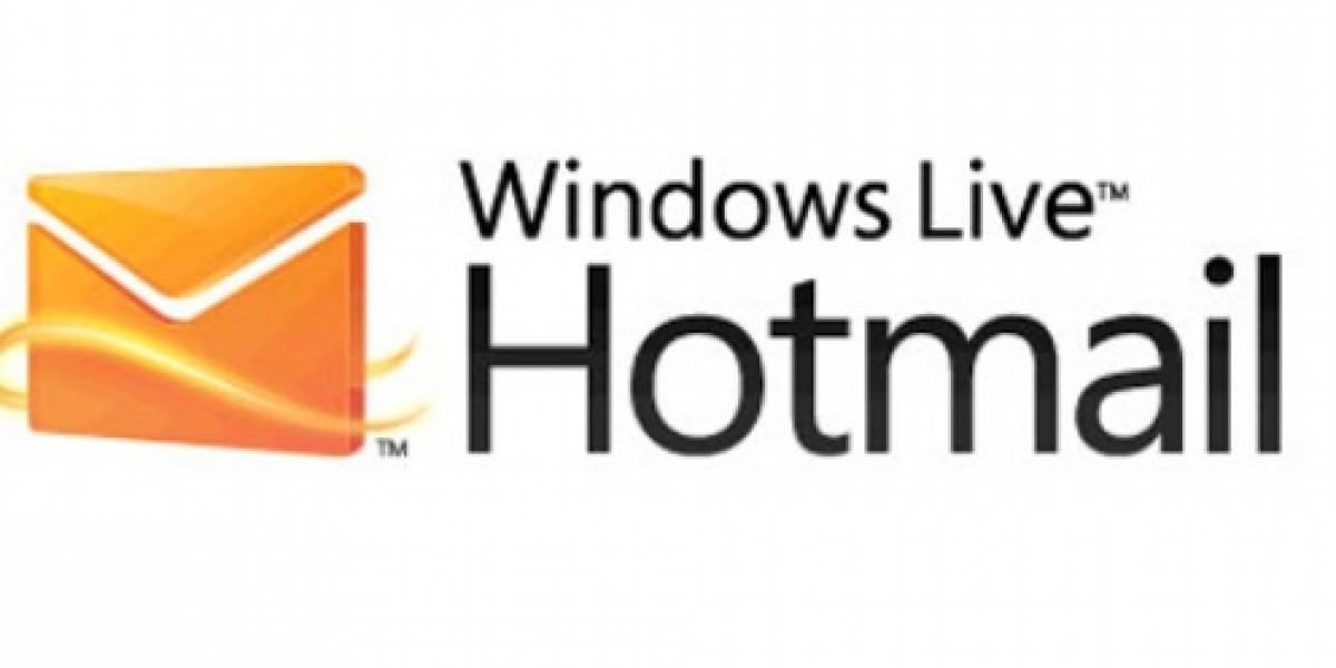 Hotmail es ahora 10 veces más rápido, dice Microsoft