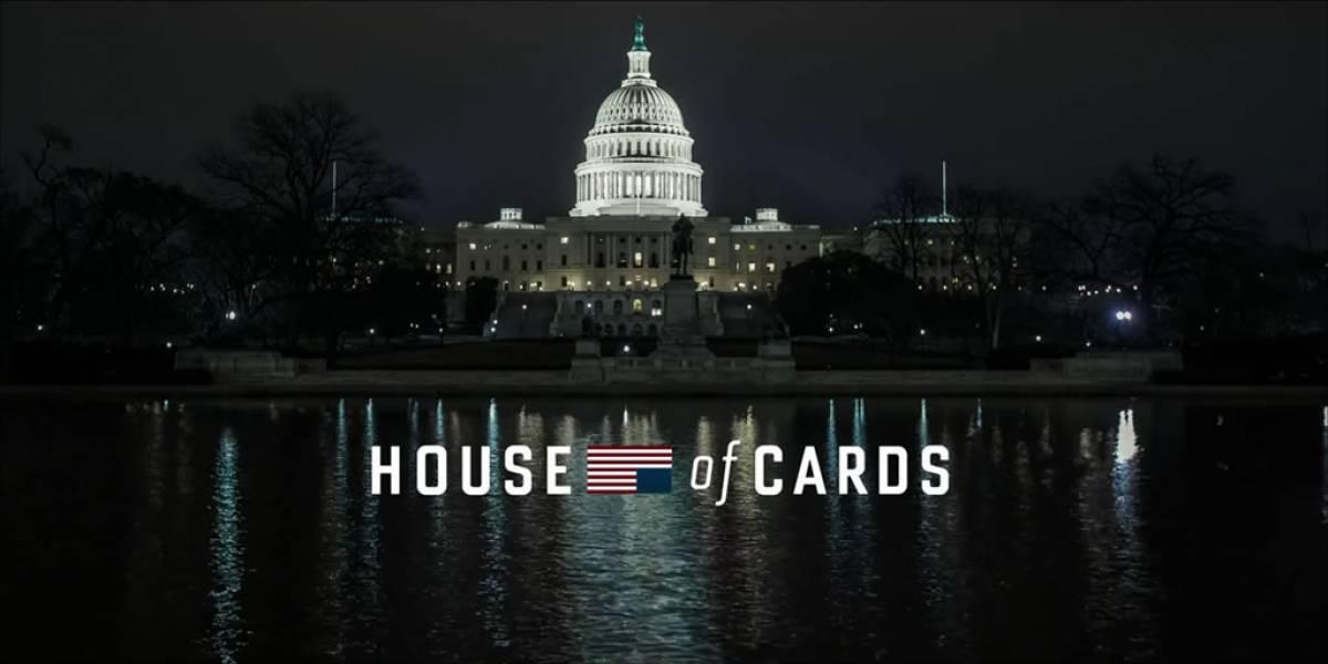 Nuevo avance de la cuarta temporada de House of Cards