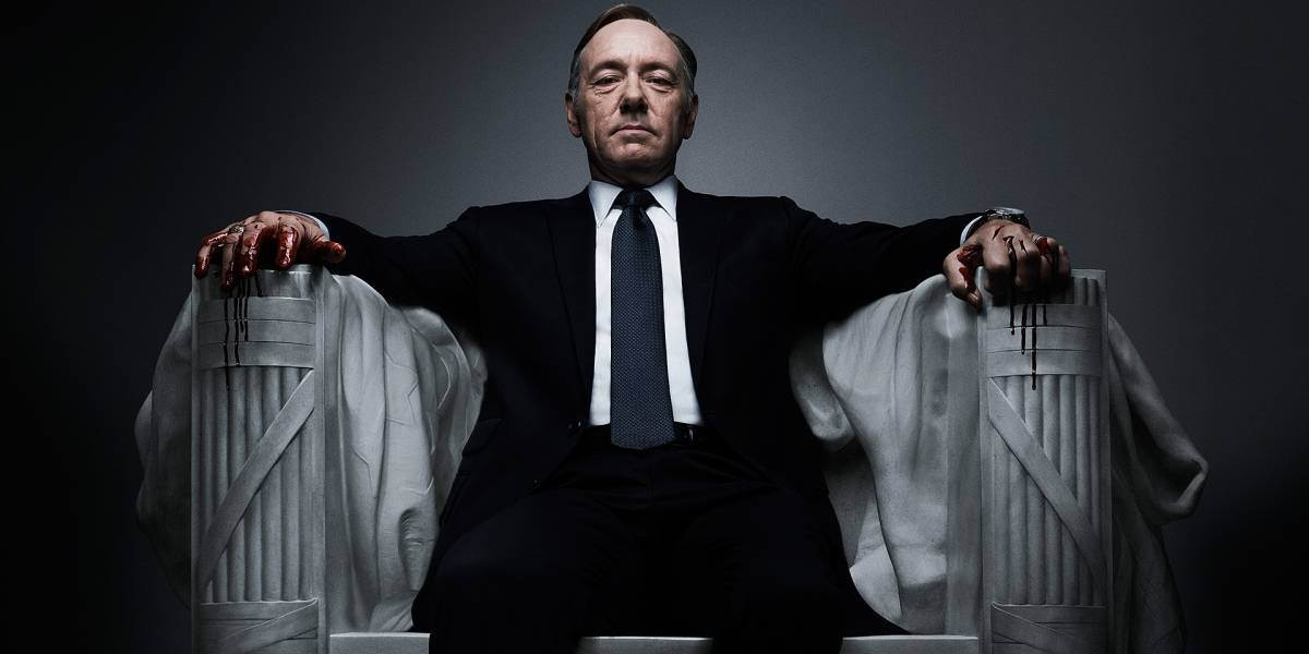 Kevin Spacey: Netflix aprendió lo que no aprendió la industria de la música