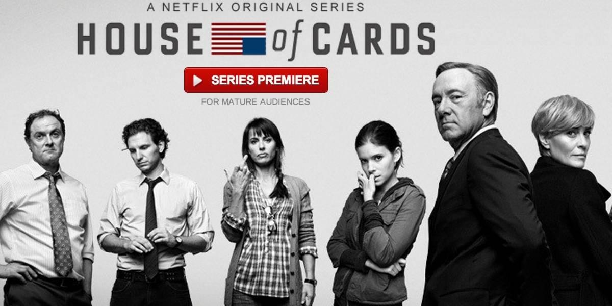 Por primera vez una serie online gana un premio Emmy