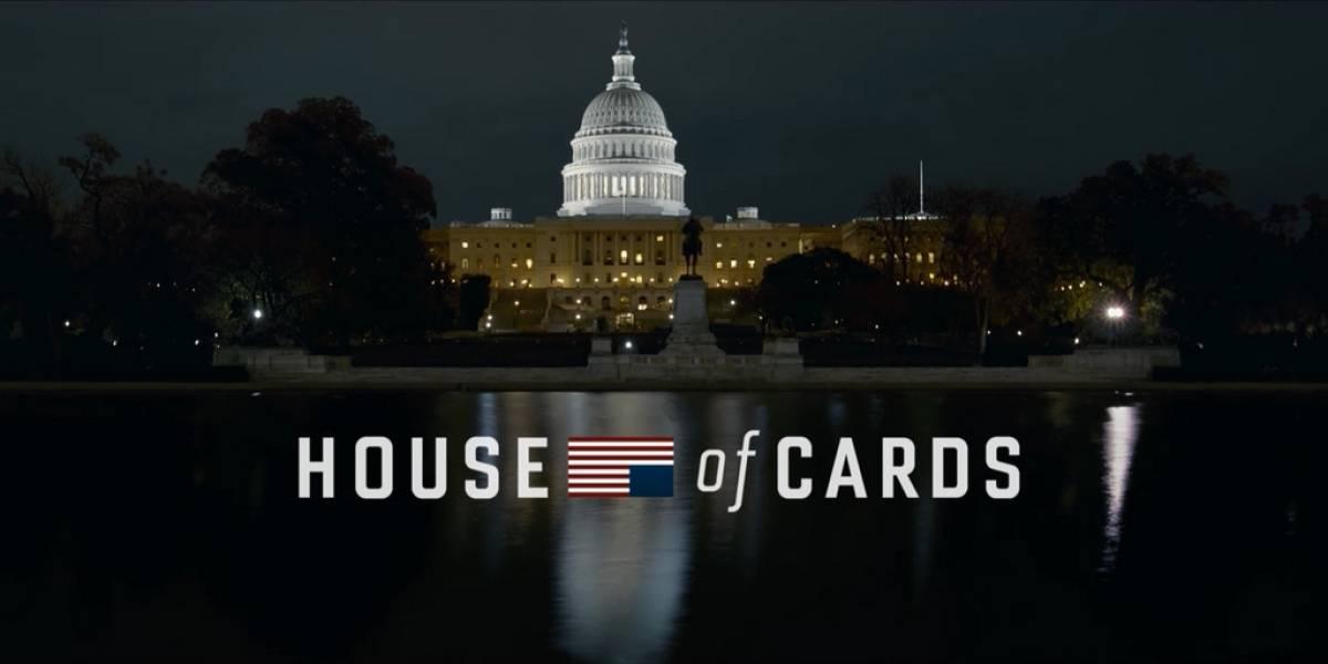 Netflix confirma que transmitirá en EE. UU. segunda temporada de House of Cards en 4K