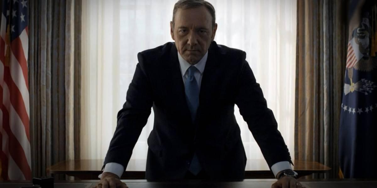 Netflix anuncia la cuarta temporada de House of Cards