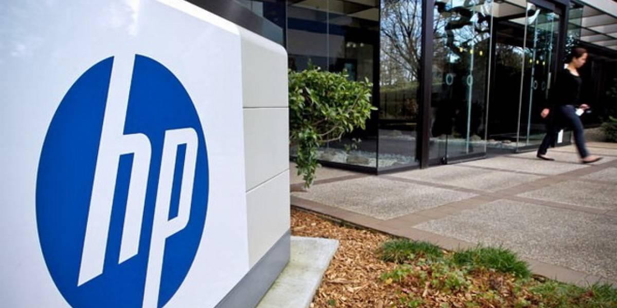 Las acciones de Hewlett-Packard pierden valor