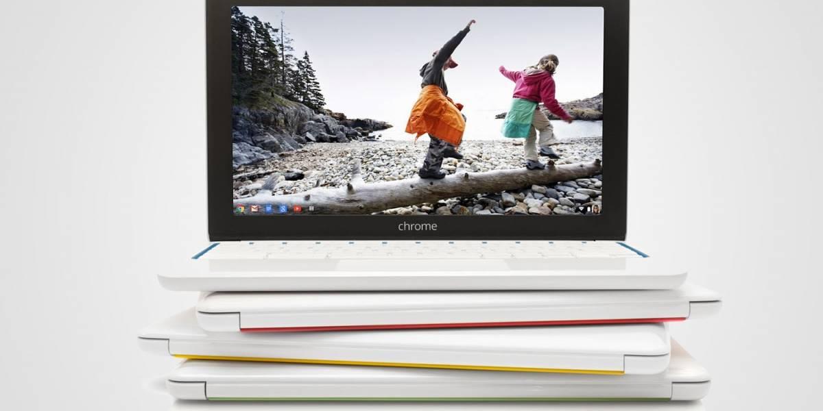 Google lanza nuevo HP Chromebook 11