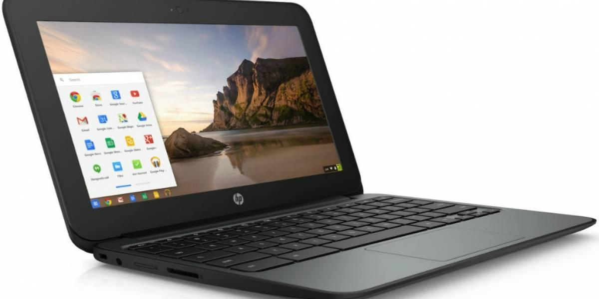 HP anuncia Chromebook 11 G4 para escuelas