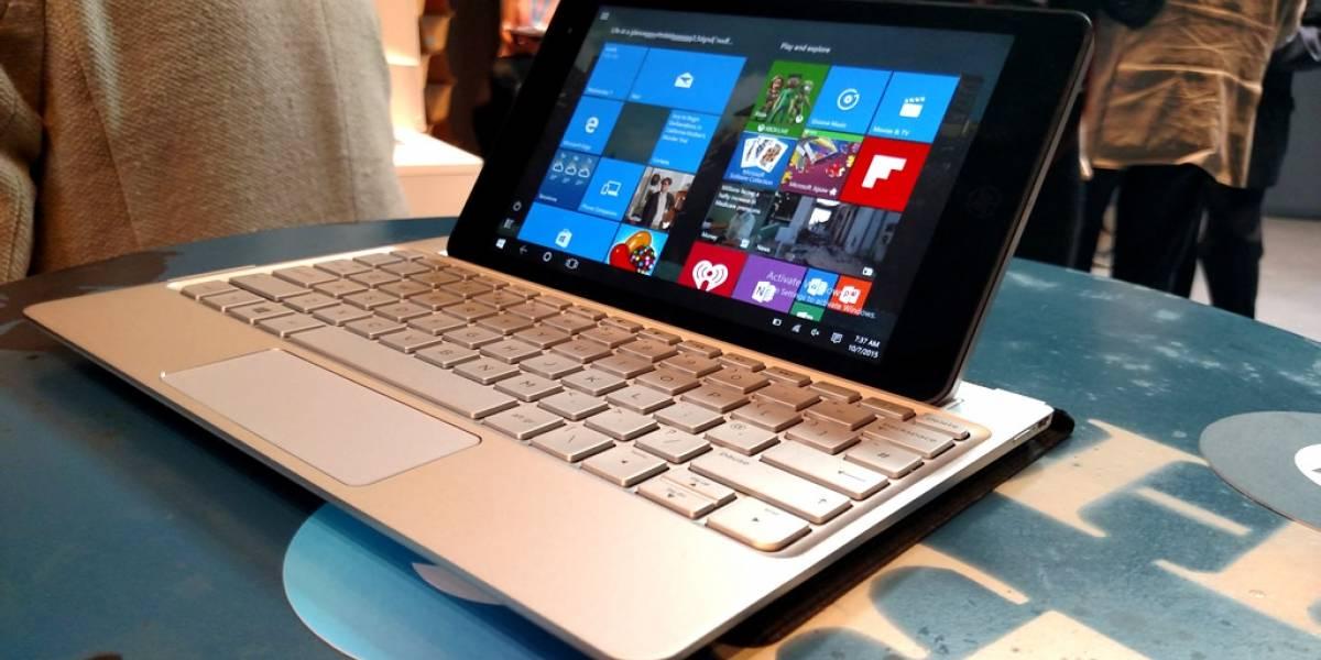 Estos son los gadgets que más nos gustaron de la presentación de HP en Barcelona