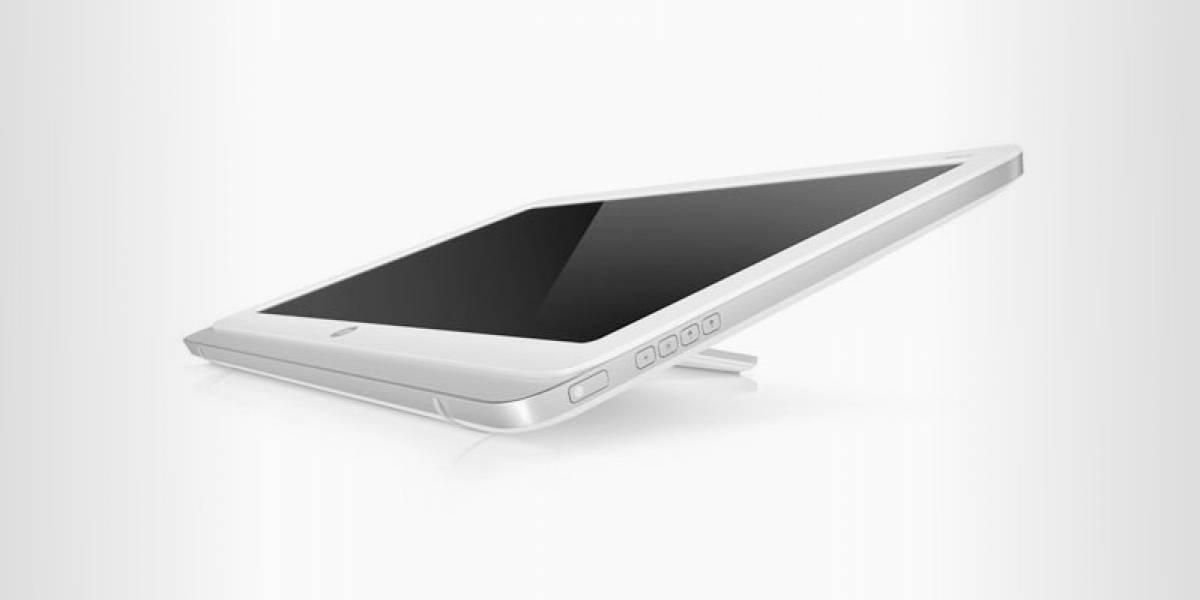 HP presenta el Slate 21: Un tablet de escritorio con Android