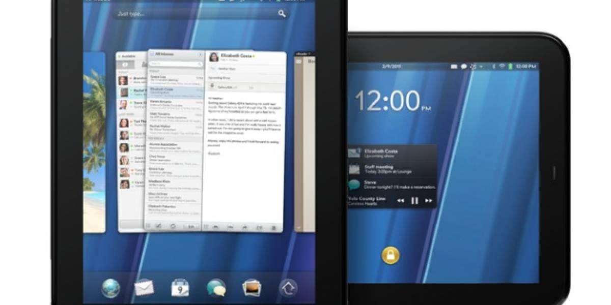 HP intentó vender webOS y los activos de Palm en US$ 1.200 millones
