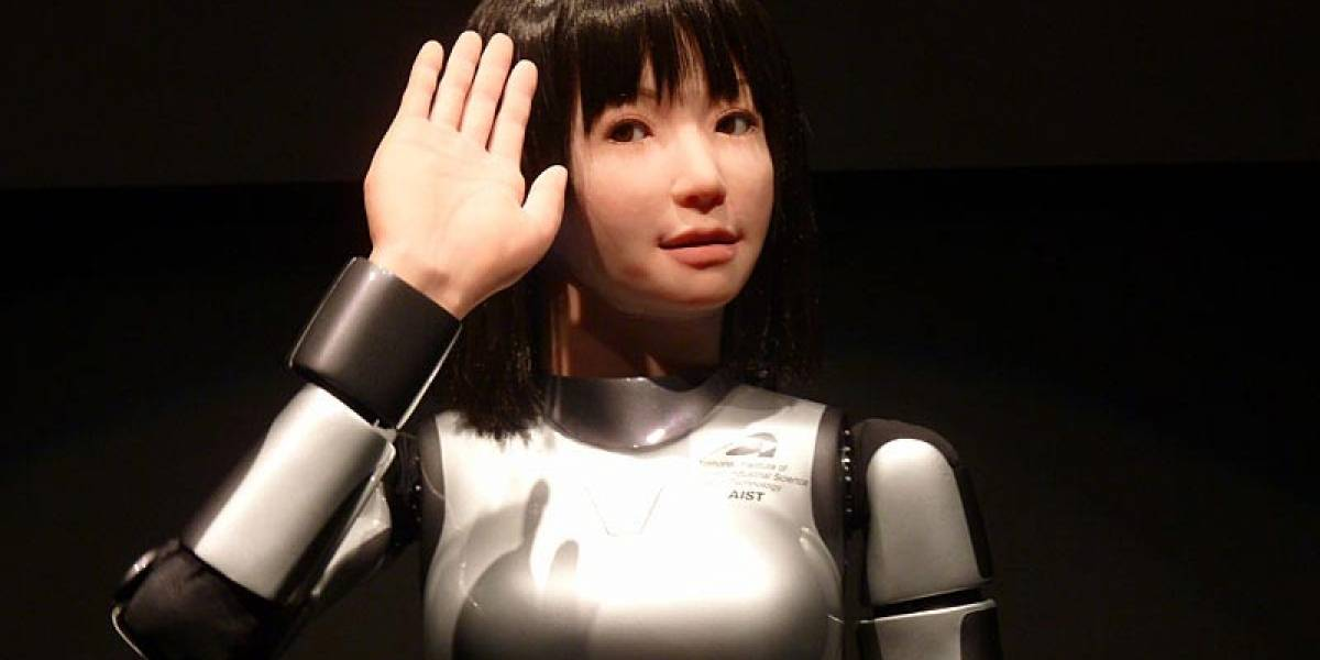 Robot HRP-4C ahora quiere ser una estrella del espectáculo