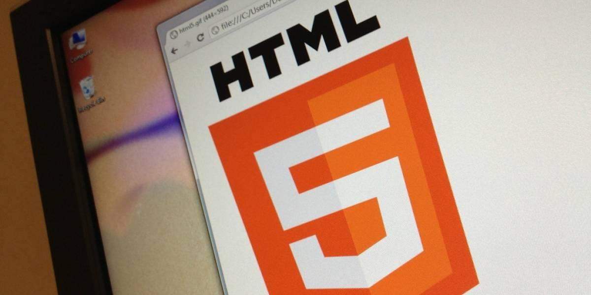 HTML5 está listo para el protagonismo de Internet