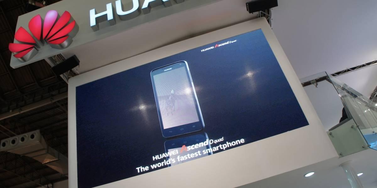 Huawei decide dejar de vender sus productos en EE.UU.