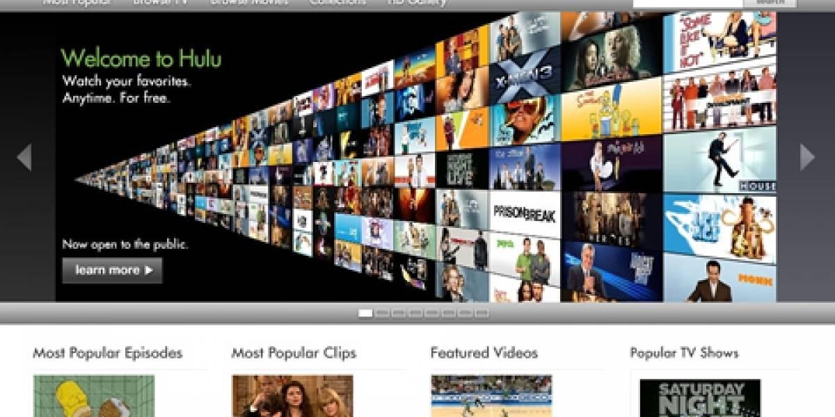 Google lanza su apuesta por Hulu