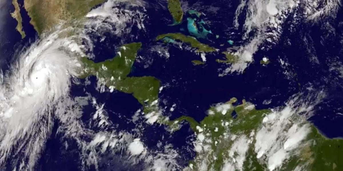 Google activa las Alertas Públicas y Mapa de Crisis por la llegada del huracán Patricia