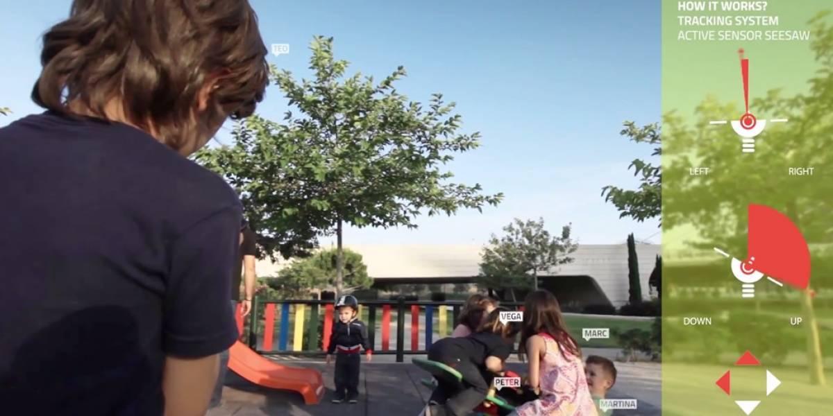 Hybrid Play: Un concepto que une parques al aire libre con videojuegos