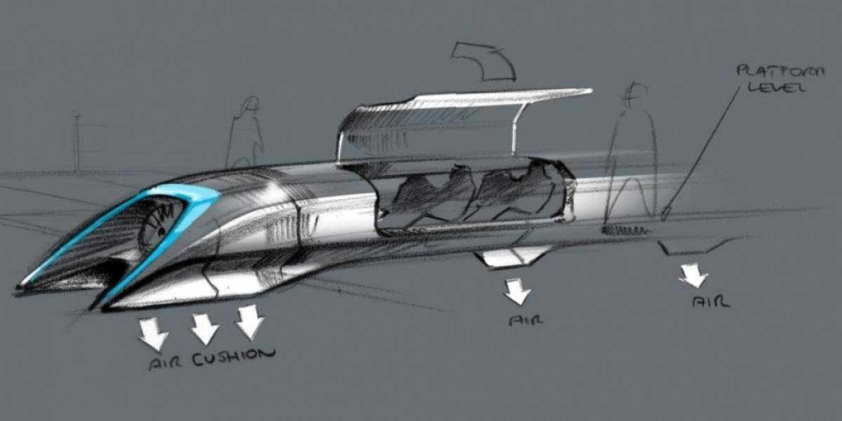 Ex director de SpaceX buscará crear el Hyperloop usando crowdfunding