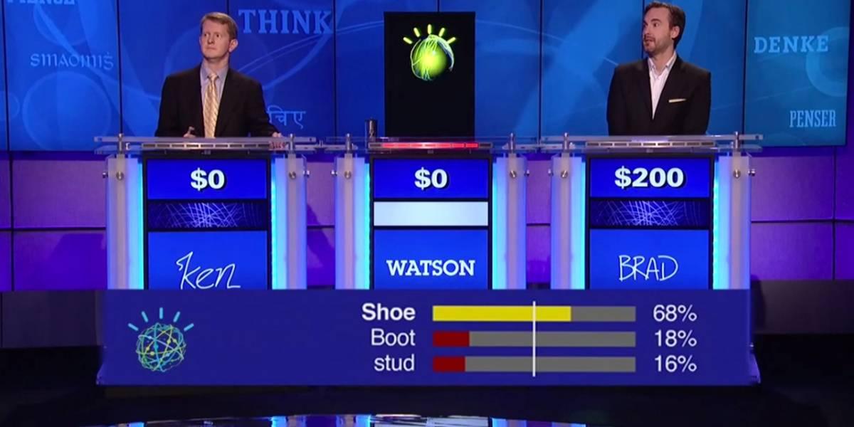 Ya puedes contratar a la supercomputadora IBM Watson